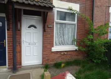 Thumbnail 2 bed terraced house to rent in Shakespeare Road, Rotherham