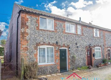 Thumbnail 1 bedroom end terrace house to rent in Market Row, Stalham, Norwich