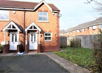 Thumbnail 2 bedroom semi-detached house for sale in Abbey Close, West Bromwich