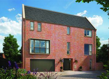Thumbnail 4 bed detached house for sale in Hobson Avenue, Trumpington, Cambridge