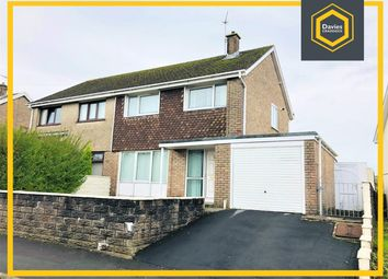 Thumbnail 3 bed semi-detached house for sale in Brynheulog, Llanelli