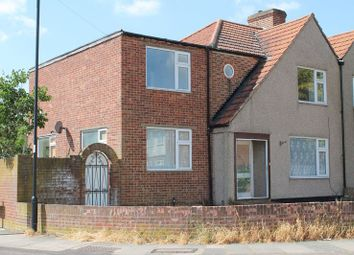 Thumbnail 4 bed end terrace house for sale in Swan Way, Enfield