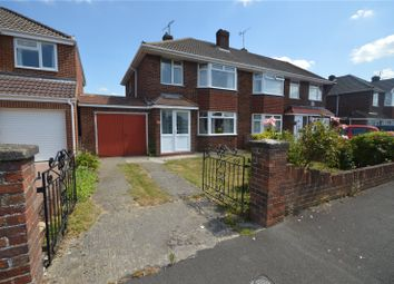 Thumbnail 3 bed semi-detached house for sale in Birchwood Road, Stratton, Swindon