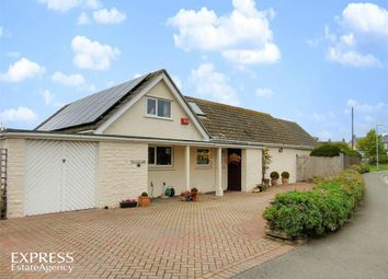 4 bed detached bungalow for sale in Windmill, Fowey, Cornwall PL23