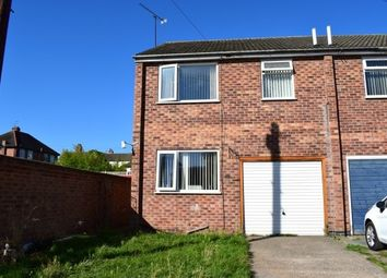 Thumbnail 3 bed semi-detached house to rent in Victoria Street, Gedling, Nottingham