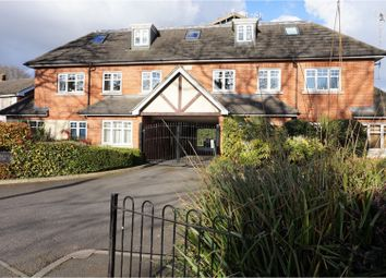Thumbnail 2 bed flat for sale in 51 Brighton Road, Addlestone