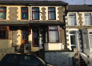 Thumbnail 2 bed terraced house for sale in Tillery Road, Cwmtillery, Abertillery