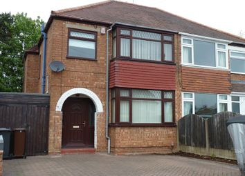 Thumbnail 3 bed semi-detached house to rent in Crossland Crescent, Wolverhampton