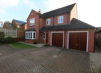 Thumbnail 5 bed detached house for sale in Bassa Road, Baschurch, Shrewsbury, Shropshire