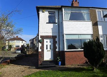 Thumbnail 3 bed semi-detached house for sale in Lime Grove, Yeadon, Leeds, West Yorkshire