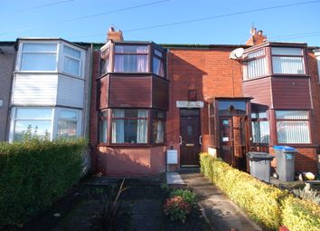 Thumbnail 2 bed terraced house for sale in June Avenue, Blackpool