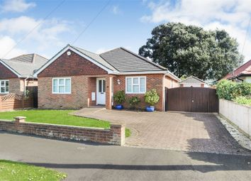 Thumbnail 3 bed detached bungalow for sale in Greenacre, Barton On Sea, New Milton, Hampshire