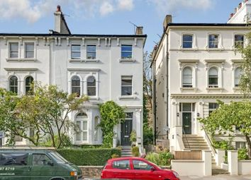 Thumbnail 3 bedroom flat for sale in Priory Terrace, South Hampstead, London