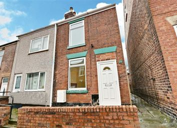 Thumbnail 2 bed end terrace house to rent in Sanforth Street, Chesterfield, Derbyshire