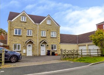 Thumbnail 3 bed semi-detached house for sale in Hartington Road, Swindon