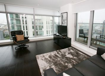 Thumbnail 3 bedroom flat to rent in 1 Pan Peninsula Square, Canary Wharf, London