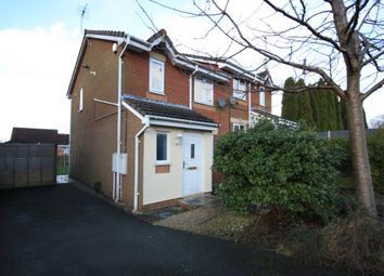 Thumbnail 3 bedroom semi-detached house to rent in Hurricane Grove, Tunstall, Stoke-On-Trent