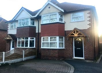 Thumbnail 3 bed property to rent in Olton Croft, Acocks Green, Birmingham