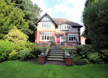 Thumbnail 5 bed detached house for sale in Caverswall Road, Blythe Bridge, Stoke On Trent, (No Upward Chain)