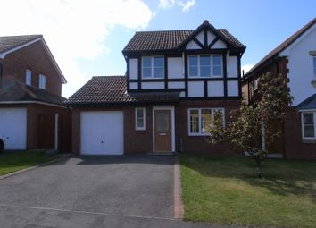 Thumbnail 3 bed detached house to rent in Lon Hafren, Rhyl