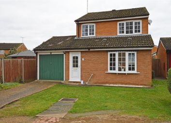 Thumbnail 3 bed detached house for sale in Dunsberry, Bretton, Peterborough