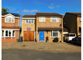 Thumbnail 4 bed detached house for sale in Locking Close - Bowerhill, Melksham