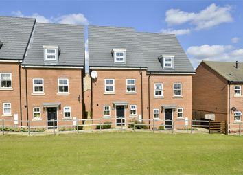 Thumbnail 3 bed semi-detached house for sale in Mendip Way, Little Stanion, Northamptonshire