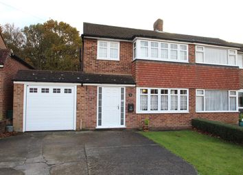 Thumbnail 3 bed semi-detached house for sale in Hollingworth Road, Petts Wood, Orpington