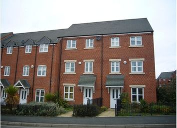 Thumbnail 3 bed town house to rent in Foundry Street, Banbury