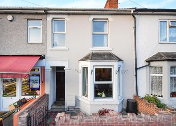 Thumbnail 2 bedroom terraced house for sale in Beatrice Street, Swindon