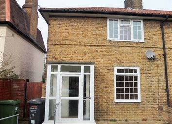 Thumbnail 3 bed semi-detached house to rent in Shroffold Road, Downham, Bromley
