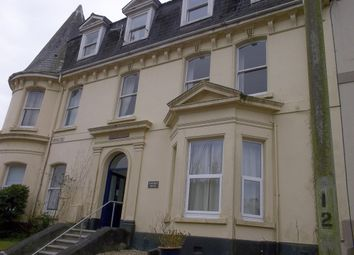 Thumbnail 1 bed flat to rent in Garfield Terrace, Plymouth