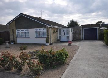 Thumbnail 3 bed bungalow for sale in Highfields Avenue, Herne Bay, Kent