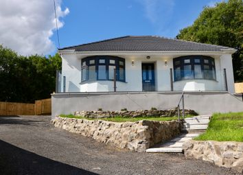 Thumbnail 3 bed detached bungalow for sale in Vaynor Road, Cefn Coed, Merthyr Tydfil
