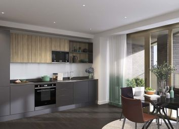 Thumbnail 3 bed property for sale in Royal Dock West, Western Gateway, Royal Docks