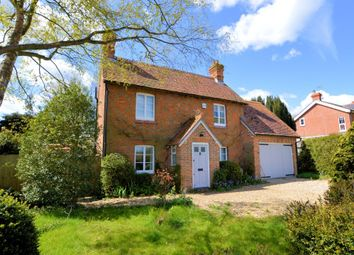 Thumbnail 4 bed detached house to rent in Burghfield Village, Reading