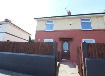Thumbnail 3 bedroom semi-detached house to rent in Laird Street, Birkenhead