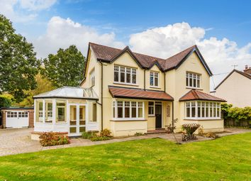 Thumbnail 4 bed detached house for sale in Newchapel Road, Lingfield, Surrey