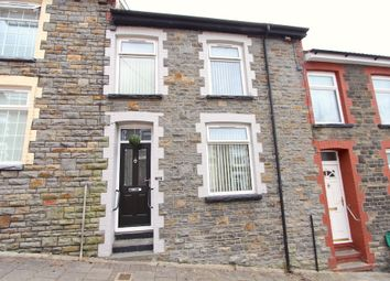 Thumbnail 3 bed terraced house for sale in William Street Llwynypia -, Tonypandy
