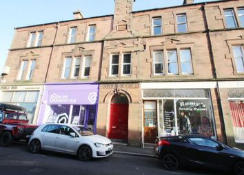 Thumbnail 3 bed flat for sale in 182, Irish Street, Flat 2-1, Dumfries