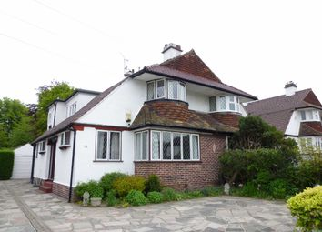 Thumbnail 4 bedroom detached house to rent in Willett Way, Petts Wood, Orpington