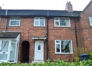 Thumbnail 3 bed property for sale in Orme Road, Newcastle-Under-Lyme
