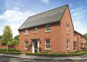 "Thumbnail 3 bed semi-detached house for sale in ""Hatton"" at Old Derby Road, Ashbourne"