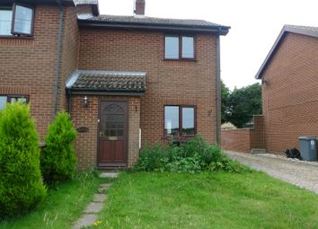 Thumbnail 2 bed property to rent in The Common, Freethorpe, Norwich