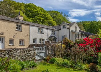 Thumbnail 3 bed cottage for sale in Low Mill Cottage, Low Stott Park, Nr Lakeside