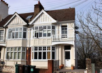 Thumbnail 2 bed maisonette for sale in Highcroft Villas, Brighton