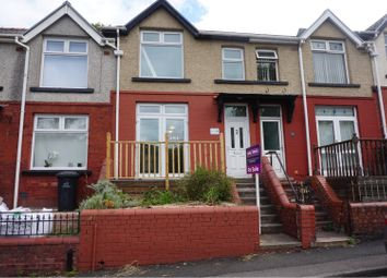 Thumbnail 3 bed terraced house for sale in Clovelly Avenue, Ebbw Vale