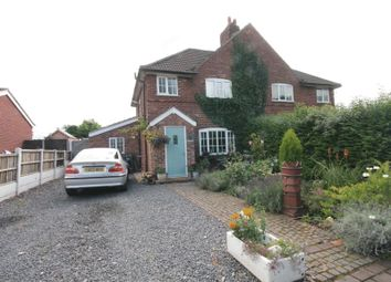 Thumbnail 3 bed semi-detached house for sale in Sandy Lane, Red Bull, Market Drayton