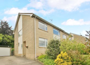Thumbnail 5 bed semi-detached house for sale in Meadow Park, Bathford, Bath