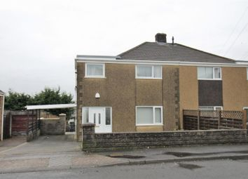 3 bed semi-detached house for sale in Blaencefn, Winch Wen, Swansea SA1